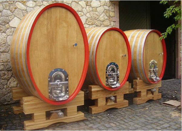 Why Age Wine in Oak Barrels
